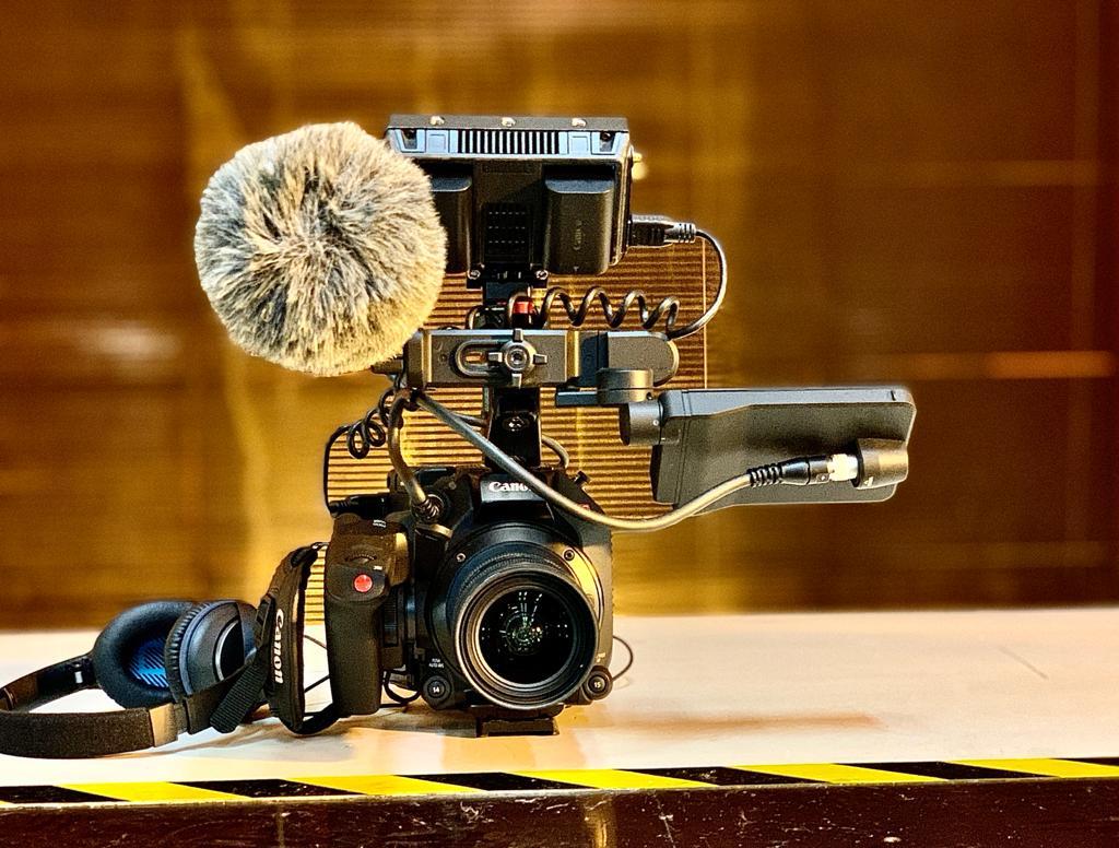 Zephir Project - appareil photo professionnel
