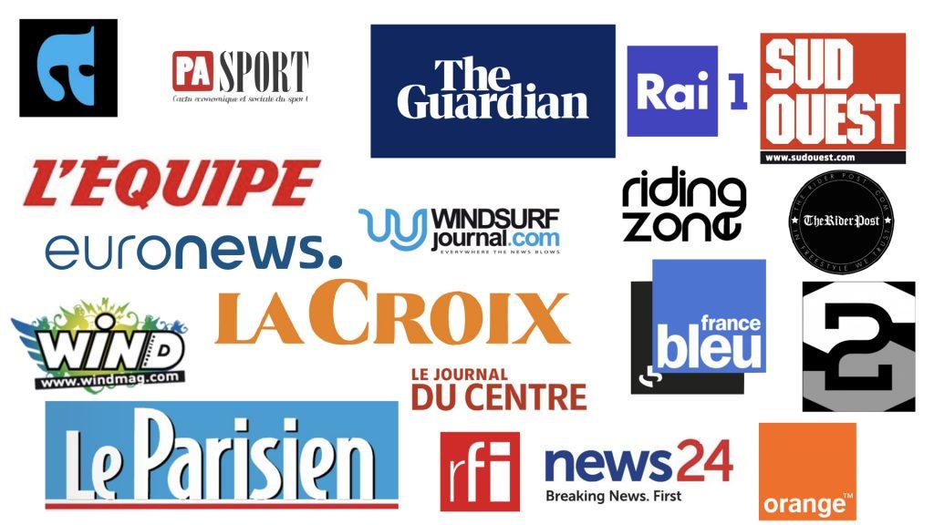 page logos presse zéphyr